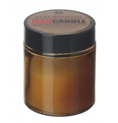 natural wax scented balm features a subtle fresh scent to clear any odours next to your best grandad