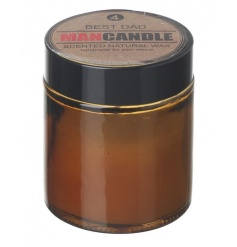 natural wax scented balm features a subtle fresh scent to clear any odours next to the best dad