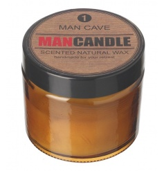natural wax scented balm features a subtle fresh scent to clear any odours in any mans cave