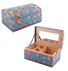 Floral Katie Jewellery Box