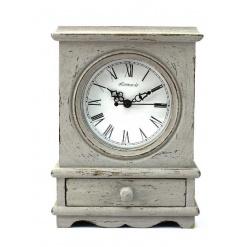 Vintage Style Grey Clock