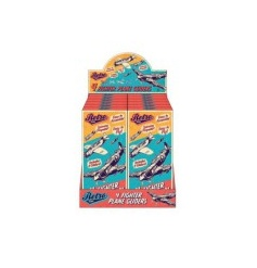 pack of 4 airplane, fighter plane retro toy gliders