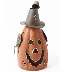 Medium decorative pumpkin head