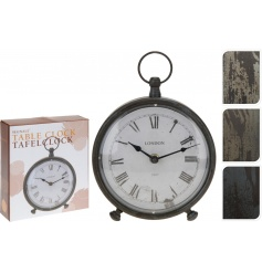 Table Clock, 3a