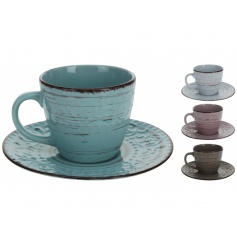 Coffee Cup and Saucer, 4a