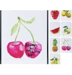 Framed Fruit Art, 7a
