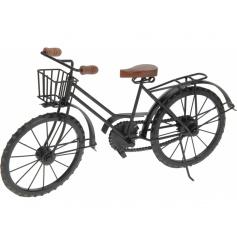 Vintage styled metal decorative bike