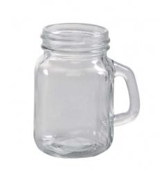 Mason Jar Tankard Small