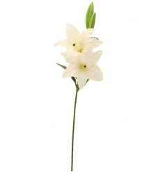 A beautiful lily head flower with a luxury finish. A beautiful home accessory.