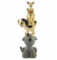 A charming dog decoration for dog lovers! An adorable decoration for the home.