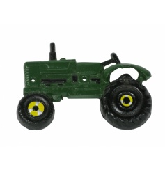 A unique bottle opener in a tractor design. A great gift item and stocking filler!