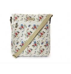 Oilcloth cross body bag from the Summer Daisy range by Leonardo