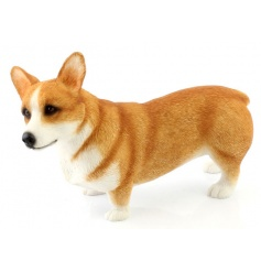 Leonardo dogs are solid resin figures finished to a high standard.