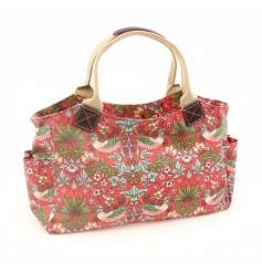 Stay in style this season with this gorgeous tote bag in the popular William Morris design, Strawberry Thief.