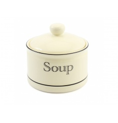 The perfect way to serve your warming and delicious soups this season. From the vintage kitchen range