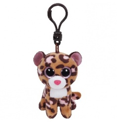Carry this adorable Beanie Boo clip wherever you go. An official TY product from the Beanie Boo range.