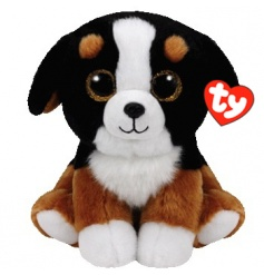 A gorgeous soft to touch dog toy from the official TY range.
