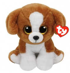 Keep your little ones entertained with this adorable Snicky dog Beanie Boo from the popular TY range.