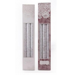 Add a sweet smell to your clothes draws with these delightful draw liners