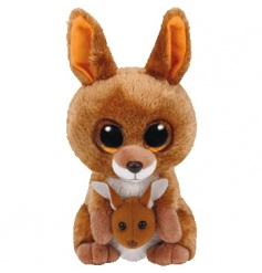 Keep your little ones entertained with this adorable Kanagroo Beanie Baby from the popular TY range.