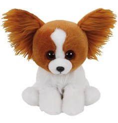 Keep your little ones entertained with this adorable fluffy puppy Beanie Baby from the popular TY range.