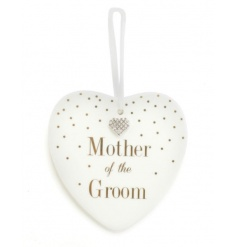 A gorgeous new line from the Mad Dots Range, this sleek wedding plaque is the perfect gift to give