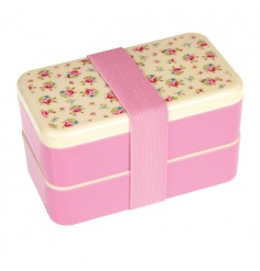 A practical and super cool adult Bento Box from the pretty and popular La Petite Rose range. Perfect for your travels.