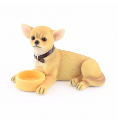 From the wonderful Leonardo Studios is this adorable doggy figure