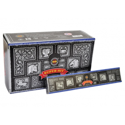 The scent is sweeter than Nag Champa and produces an aroma making you feel at ease.