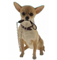 """We'll """"lead"""" you on to the next fantastic addition to the Walkies range, Sitting Chihuahua!"""