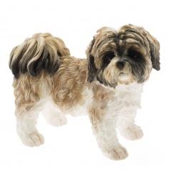 Dog figurine from The Leonardo Collection