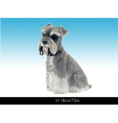 A perfect gift for dog lovers, beautifully detailed and coloured, think of your own pets!